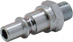 MALE CONNECTOR: 1/8