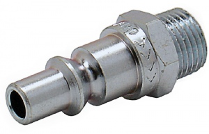 MALE CONNECTOR: 3/8