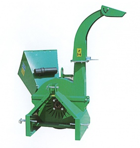 WOOD CHIPPER: 150MM 3PT LINKAGE