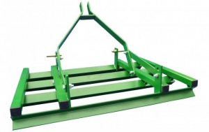 SOIL LEVELER: 1800MM 3PT LINKAGE