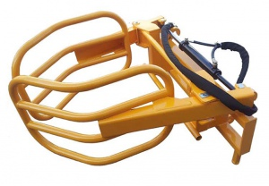 ROUND BALE GRIPPER: 800-1500MM WITH HOSES