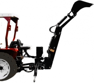 BACKHOE: HYD OFFSET 2600MM REACH