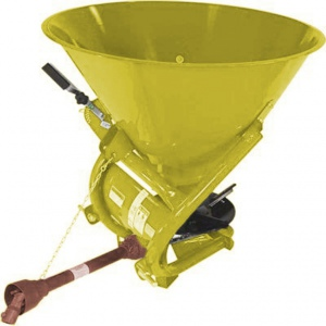 FERTILIZER SPREADERS: