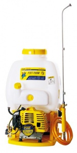 KNAPSACK POWER SPRAYER: 15LTR PETROL