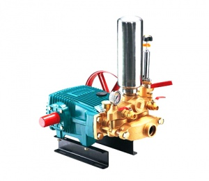 POWER SPRAY PUMP: 2.1 - 4.5MPa