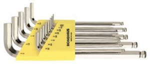 HEX KEY: 13PC IMPERIAL BONDHUS