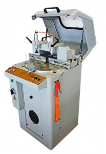 MITRE SAW; QCS-400 UP CUTTING