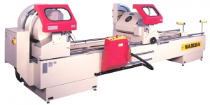 TWIN HEAD SAW:GAMMA SWING DIG