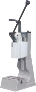 HAND PRESS: ADJUSTABLE HEIGHT 5.0(kN)  CAPACITY