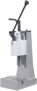 HAND PRESS: ADJUSTABLE HEIGHT 8.0(kN)  CAPACITY