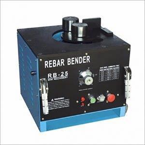 RE-BAR BENDER: RB-25 230V 1 PHASE