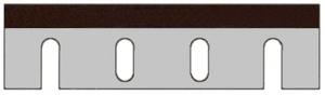 PLANER BLADES: NO3 MAKITA 110M