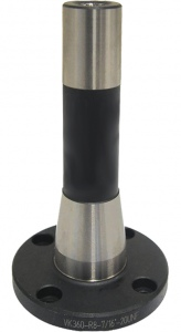 SHANK ADAPT: VHU 36 R-8 X 7/16