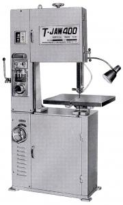 BANDSAW: TJ-400 METAL VERTICLE