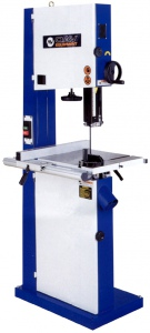 BANDSAW: 28: DELUX 4HP 3 PHASE