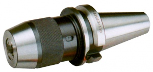 DRILL CHUCK: 0-13MM BT30 G/G INTERGRATED SHANK