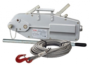 WIRE ROPE  PULLER: 8.0MM