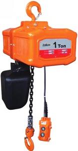 CHAIN HOIST: SL ELECTRIC 1 TON X 6M 1PH