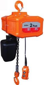 CHAIN HOIST: SL ELECTRIC 2 TON X 3M 3PH