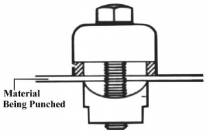CHASSIS PUNCH: 1/2