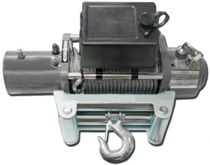 4 X 4  WINCH: 10000LB CAPACITY X 28M CABLE H/DUTY