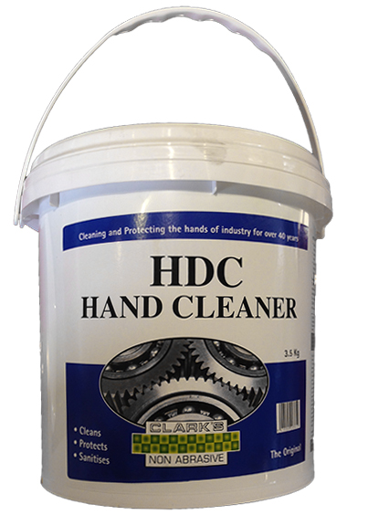 HAND CLEANER: HDC CITRUS 3.5Kg