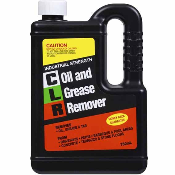 OIL & GREASE REMOVERl CLR 750ML