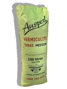 VERMICULITE: 100LTR OIL SPILL ABSORBENT CLEAN UP