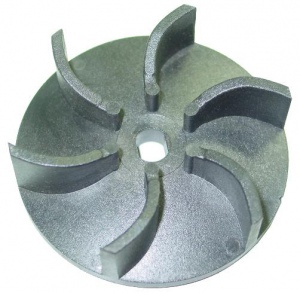 IMPELLER: 1/8HP COOLANT PUMP YC MODELS