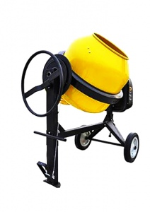 CONCRETE MIXER: 230LTR BOWL ELECTRIC