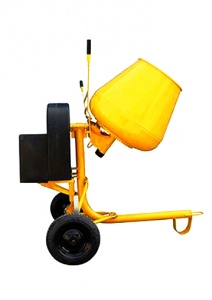 CONCRETE MIXER: 180LTR BOWL 3.5HP PETROL