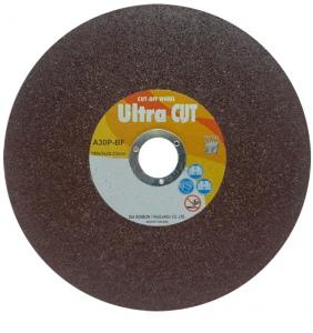 C/O WHEEL: 125 X 2.5 X 22MM ULTRA CUT ALUMINUM
