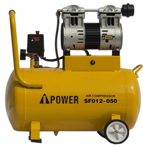 COMPRESSOR: I-POWER 1.2HP 1PH 50LTR OIL FREE 50L TANK