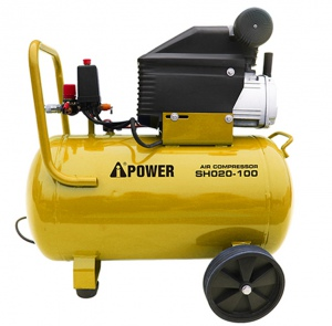 COMPRESSOR: I-POWER 2HP 1 CLY 100LTR 1PH 187L/MIN