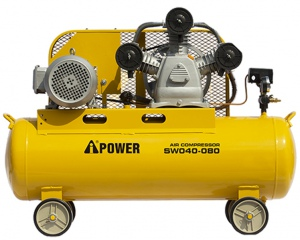 COMPRESSOR: I-POWER 3HP 2 CLY 70LTR 1PH 501L/MIN
