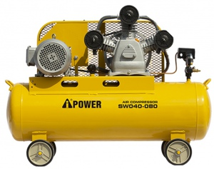 COMPRESSOR: I-POWER 4HP 3 CLY 85LTR 3PH 501L/MIN