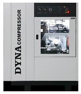 SCREW COMPRESSOR: DYNA 30HP 117CFM