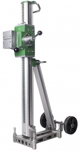 DIAMOND CORE DRILLING STAND: DSP-500 650MM TRAVEL