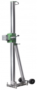 DIAMOND CORE DRILLING STAND: DSP-500 1600MM TRAVEL