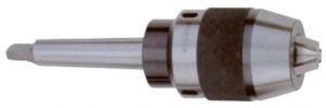 DRILL CHUCK: KEYLESS 13.0MM INT SHANK MT3 G/G