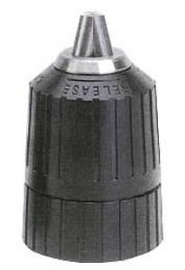 DRILL CHUCK: KEYLESS 10MM X 3/8