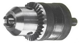 DRILL CHUCK: GEARED 1-10MM 3/8