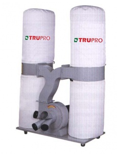 DUST EXTRACTOR: DE-201 3HP 3PH