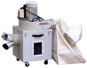 DUST EXTRACTOR: CT-501 2HP 3PH