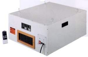 AIR FILTRATION UNIT: CTI-620 620CFM