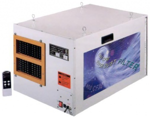 AIR FILTRATION UNIT: CTI-1400 1400CFM