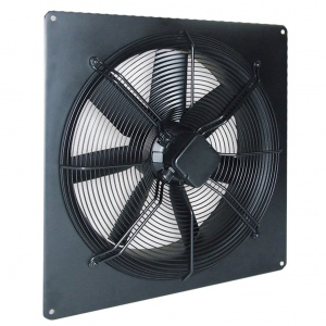 EXHAUST AXIAL FAN: SUCTION 600MM WALL MOUNT