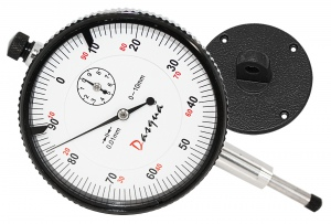 DIAL GAUGE: METRIC 0-10MM DASQUA