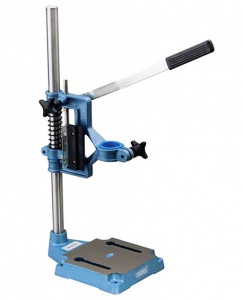 DRILL STAND: FITS MOST PORTABLE  POWERTOOLS