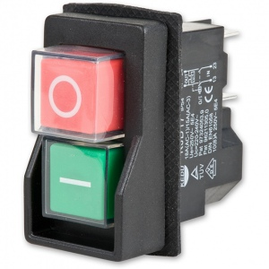 EVOLUTION ME3500: START/STOP SWITCH RED/GREEN #53A
